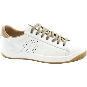 Chaussures Homme Baskets basses Frau FRA-E21-2981-BC Bianco