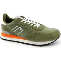 Chaussures Homme Baskets basses Frau FRA-E21-0501-MI Verde
