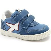 Chaussures Enfant Chaussons bébés Balocchi BAL-E21-111230-JE-a Blu
