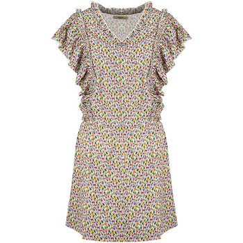Vêtements Femme Robes courtes Deeluxe Robe MALICIA Print Ethnic