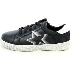 Chaussures Garçon Baskets basses Grunland TADO.01_28 Noir