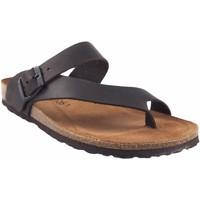 Chaussures Homme Tongs Interbios Sandale homme  9511 marron Marron
