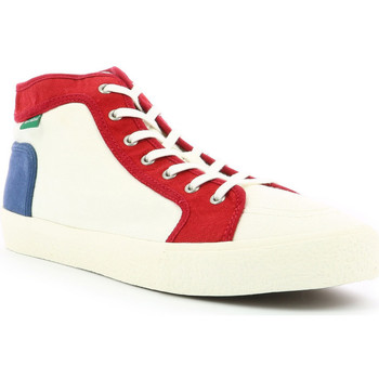 Chaussures Homme Baskets montantes Kickers Arveiler BLANC