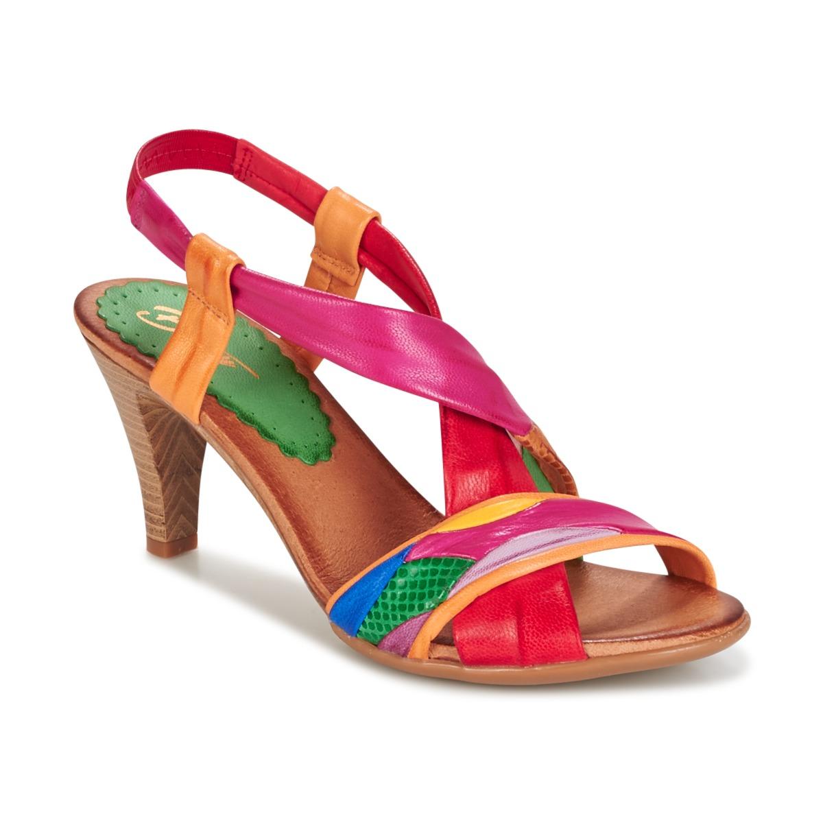 Sandale Betty London POULOI Multicolore