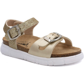 Chaussures Fille Sandales et Nu-pieds Billowy 7039C01 Or