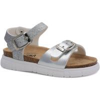 Chaussures Fille Sandales et Nu-pieds Billowy 7039C02 Argent