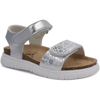 Chaussures Fille Sandales et Nu-pieds Billowy 7047C04 Argent