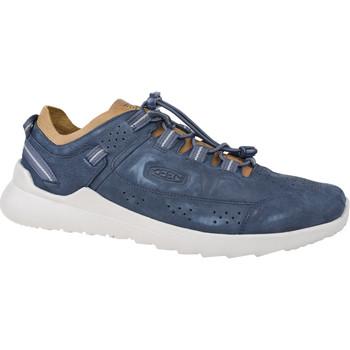 Chaussures Homme Baskets basses Keen Highland Bleu