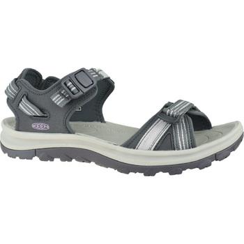 Chaussures Femme Sandales sport Keen Wms Terradora II Open Toe Grise