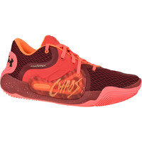 Chaussures Homme Basketball Under Armour Spawn 2 Rouge