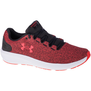 Chaussures Homme Running / trail Under Armour Charged Pursuit 2 Twist Rouge
