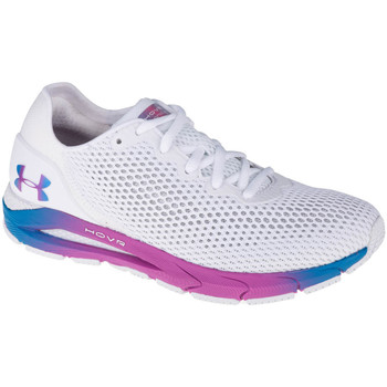 Chaussures Femme Running / trail Under Armour W Hovr Sonic 4 CLR SFT Blanc