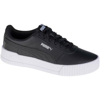 Chaussures Femme Baskets basses Puma Carina L Noir