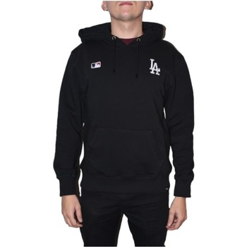 Vêtements Homme Sweats 47 Brand MLB Los Angeles Dodgers Hoodie Noir