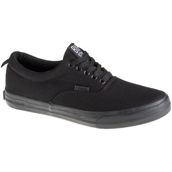 Chaussures Homme Baskets basses Big Star Shoes Big Top Noir
