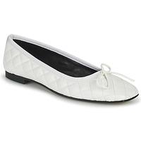 Chaussures Femme Ballerines / babies JB Martin PASSION Blanc