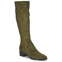 Chaussures Femme Bottes ville JB Martin JOLIE Kaki