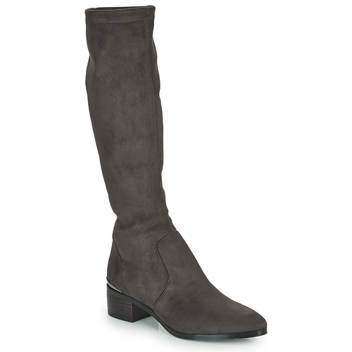 Chaussures Femme Bottes ville JB Martin JOLIE Gris