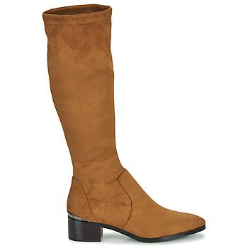 Chaussures Femme Bottes ville JB Martin JOLIE Marron