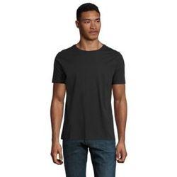 Vêtements Homme T-shirts manches courtes Sols LUCAS MEN Negro profundo