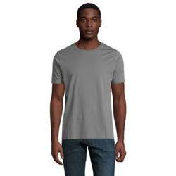 Vêtements Homme T-shirts manches courtes Sols LUCAS MEN Gris claro
