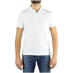 Vêtements Homme Polos manches courtes People Of Shibuya Flag White