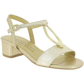 Chaussures Femme Sandales et Nu-pieds Xavier Danaud VIOLA Or
