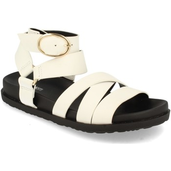 Chaussures Femme Sandales et Nu-pieds Buonarotti 1AF-1135 Blanco