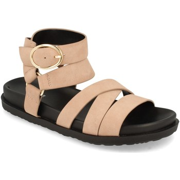 Chaussures Femme Sandales et Nu-pieds Buonarotti 1AF-1135 Rosa