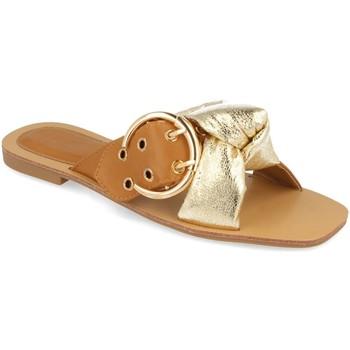 Chaussures Femme Mules Buonarotti 1HA-1139 Oro