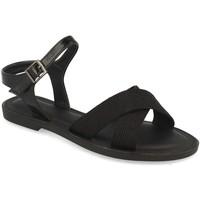 Chaussures Femme Sandales et Nu-pieds Buonarotti 1DE-1154 Negro