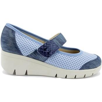 Chaussures Femme Ballerines / babies Gasymar 1756 Azul