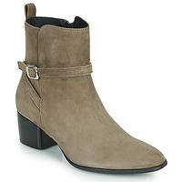Chaussures Femme Boots JB Martin AUDE Beige