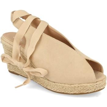 Chaussures Femme Cassis Côte dAz Prisska DFY1123 Beige