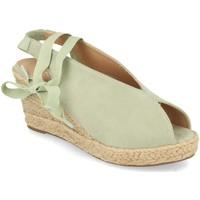 Chaussures Femme Sandales et Nu-pieds Prisska DFY1123 Verde