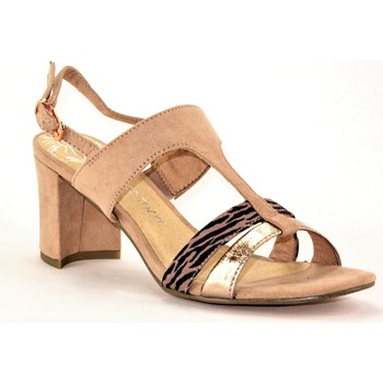Chaussures Femme Sandales et Nu-pieds Marco Tozzi 2-28372-24478 ROSE NUDE