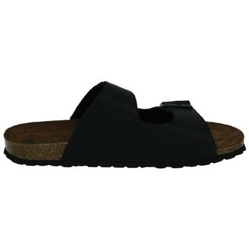 Chaussures Homme Mules Interbios  Noir