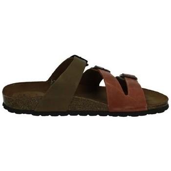 Chaussures Femme Sandales et Nu-pieds Interbios  Beige