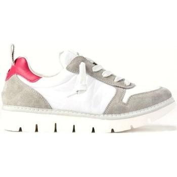 Chaussures Femme Baskets mode Panchic P05 LIGHTGREY-WHITE Deportivas