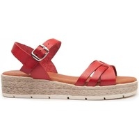 Chaussures Femme Sandales et Nu-pieds Leindia 69712 RED