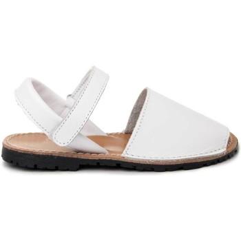 Chaussures Enfant Sandales et Nu-pieds Purapiel 69722 WHITE