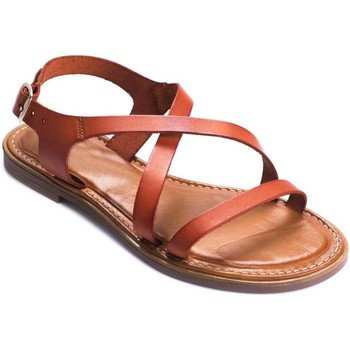 Chaussures Femme Sandales et Nu-pieds Wikers 69855 LEATHER
