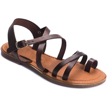 Chaussures Femme Sandales et Nu-pieds Charity 70000 BROWN