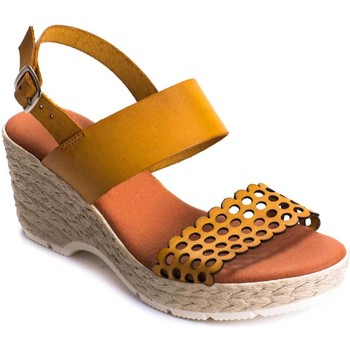 Chaussures Femme Sandales et Nu-pieds Charity 70057 YELLOW