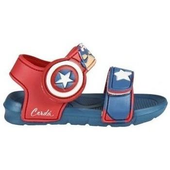 Chaussures Garçon Sandales et Nu-pieds Cerda 2300003053 Niño Azul bleu