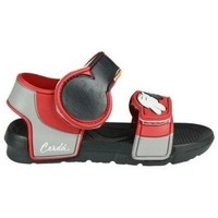 Chaussures Garçon Sandales et Nu-pieds Cerda 2300003047 Niño Negro noir