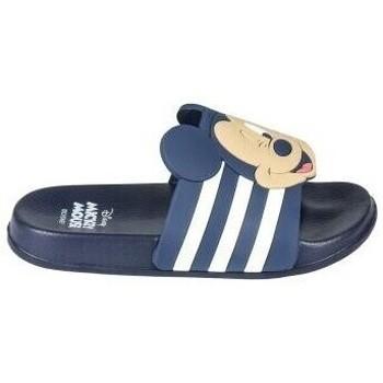 Chaussures Garçon Claquettes Cerda 2300004288 Niño Azul marino bleu