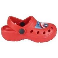 Chaussures Garçon Sabots Cerda 2300004303 Niño Rojo rouge