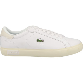 Chaussures Homme Baskets mode Lacoste Sneaker Blanc
