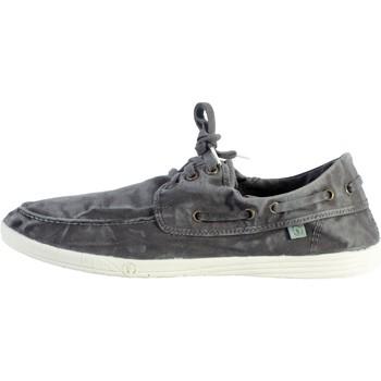 Chaussures Homme Derbies Natural World Derby Eco-Responsable Nautico Enzimatico Noir Enz